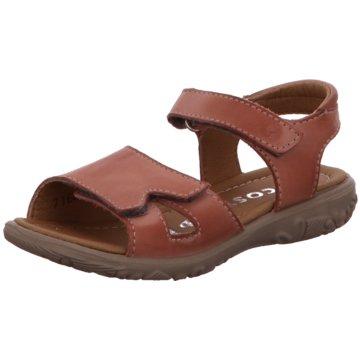 Ricosta Offene Schuhe rot