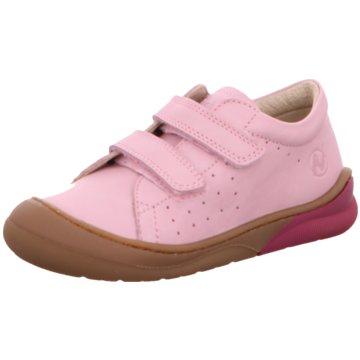 Naturino Klettschuh rosa