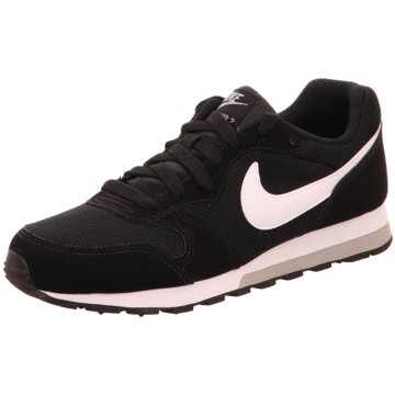 Nike Sneaker LowMD RUNNER 2 - 807316-001 schwarz