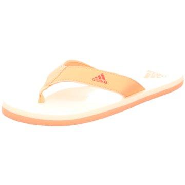 adidas Offene Schuhe rosa