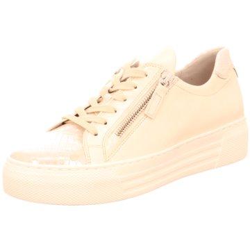 Gabor comfort Plateau Sneaker rosa