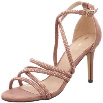 Menbur Sandalette rosa