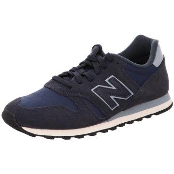New Balance Sneaker Low blau