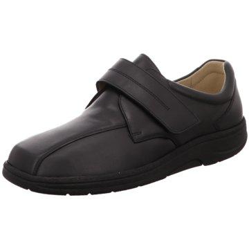 Ströber Komfort Slipper schwarz