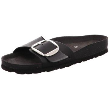 Rohde Komfort Pantolette schwarz