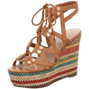 Guess Top Trends High Heels braun
