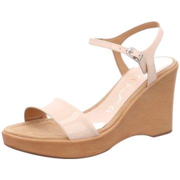 Unisa High Heels beige
