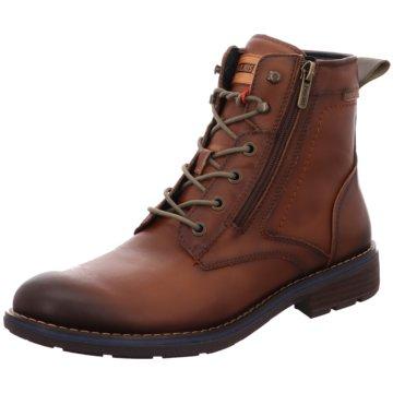 Pikolinos Boots Collection braun