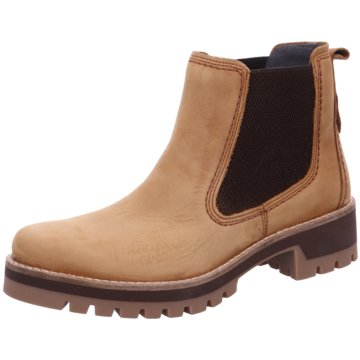 camel active Chelsea Boot beige