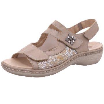Remonte Komfort SandaleD76 beige