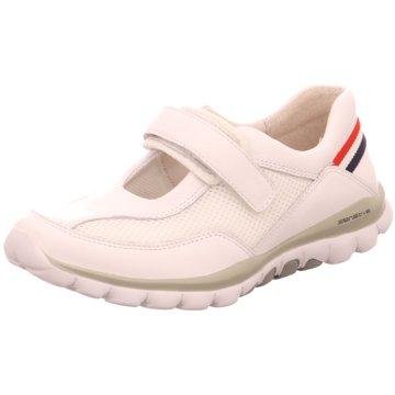 Gabor Komfort SlipperSlipper weiß