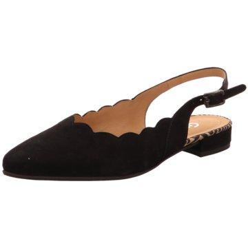 Gabor comfort Top Trends BallerinasSlingback schwarz