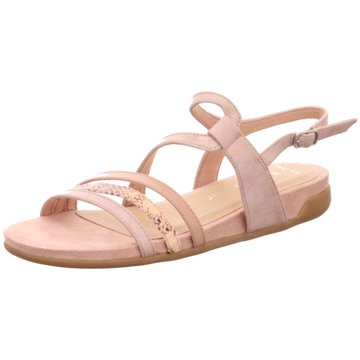 Marco Tozzi Komfort Sandale rosa