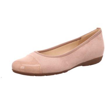 Gabor Eleganter Ballerina rosa