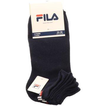 Fila Socken / Strümpfe schwarz