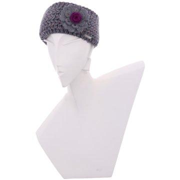 Giesswein Stirnbänder Damen grau
