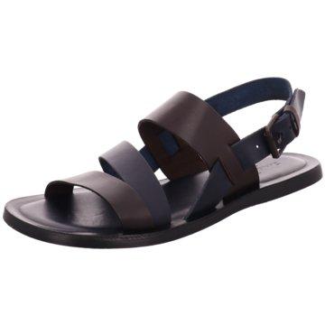 The Sandals Factory Sandale blau