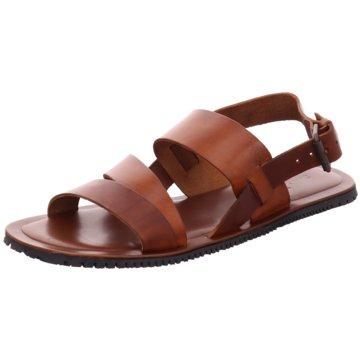 The Sandals Factory Urban Summer braun
