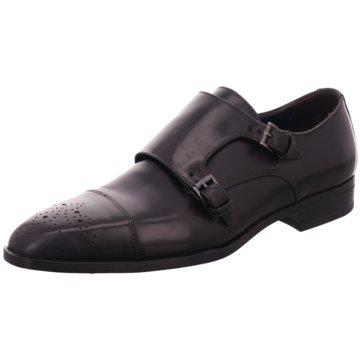 Giorgio 1958 Klassischer Slipper schwarz