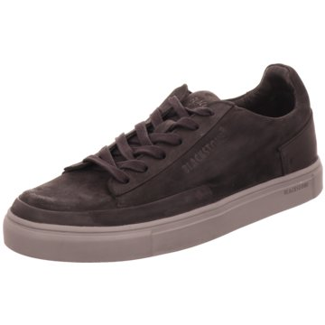 Blackstone Sneaker Low schwarz