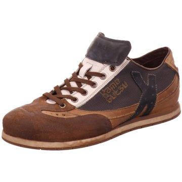 Kamo-Gutsu Sneaker Low braun