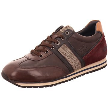 La Martina Sneaker Low braun