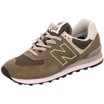 New Balance Sneaker Low oliv