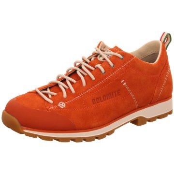 Dolomite Outdoor Schuh orange