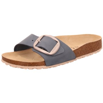 Birkenstock Summer FeelingsMadrid Big Buckle blau