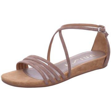 Unisa Top Trends Sandaletten braun