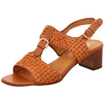 Maretto Sandale braun