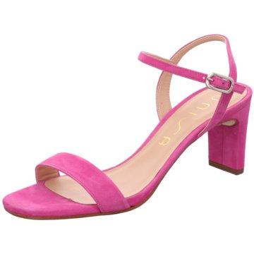 Unisa Top Trends Sandaletten pink