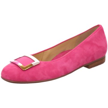 ara Eleganter Ballerina pink