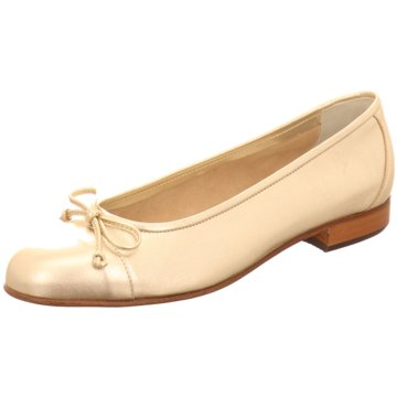 Gabriele Eleganter Ballerina gold