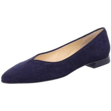 Brunate Eleganter Ballerina blau