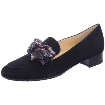 Brunate Business Slipper schwarz