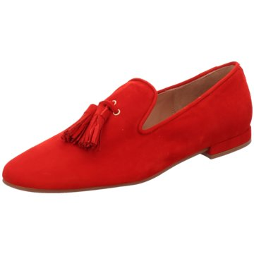 Pedro Miralles Klassischer Slipper rot