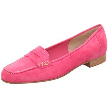 Gabriele Klassischer Slipper pink