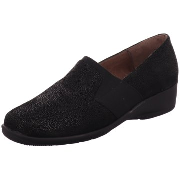 Spiffy Komfort Slipper schwarz