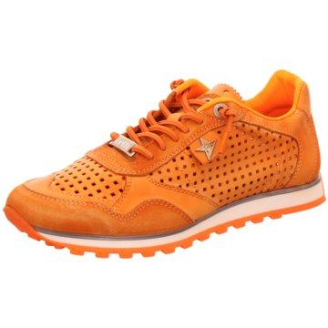 Cetti Sportlicher SchnürschuhSneaker orange
