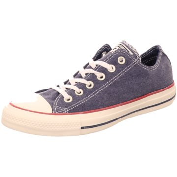 Converse Sneaker Low blau