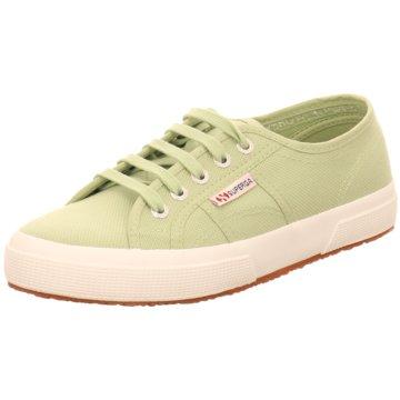 Superga Sneaker grün
