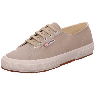Superga Sneaker Low beige