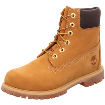 Timberland Boots gelb
