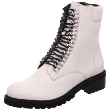 SPM Shoes & Boots Stiefelette weiß