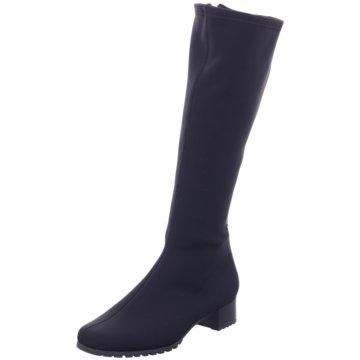 Högl Klassischer Stiefel schwarz