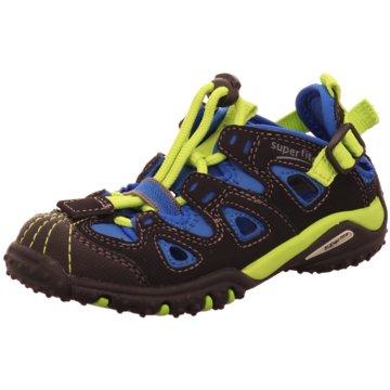 Superfit Sandale schwarz