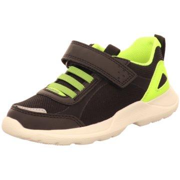 Superfit Sportlicher Schnürschuh schwarz