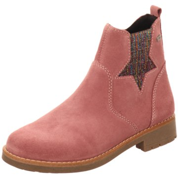 Lurchi Halbhoher Stiefel rosa
