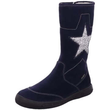Lepi Hoher Stiefel blau